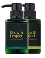 Growth Project.BOSTONアロマシャンプー